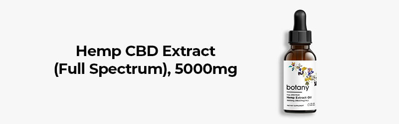 Hemp CBD Extract (Full Spectrum), 5000mg. Hemp CBD oil online. hemp pain relief. hemp oil for pain.