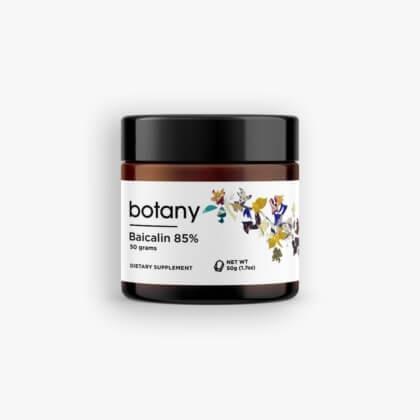 Baicalin 85% – Powder, 50g