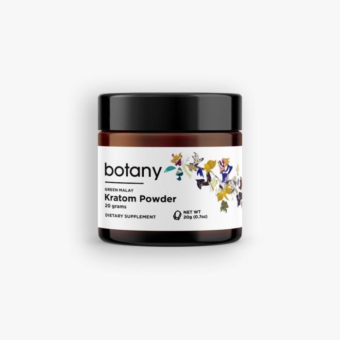 Kratom Green Malay – Powder