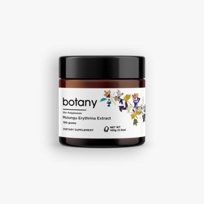 Mulungu Erythrina Extract | 5%+ Polyphenols – Powder, 100g