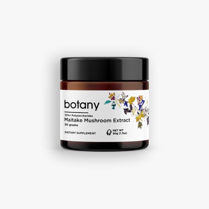 Maitake (Grifola Frondosa) | 30%+ Polysaccharides – Powder, 50g
